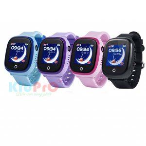 Đồng hồ định vị trẻ em chống nước Kid4S nhiều màu