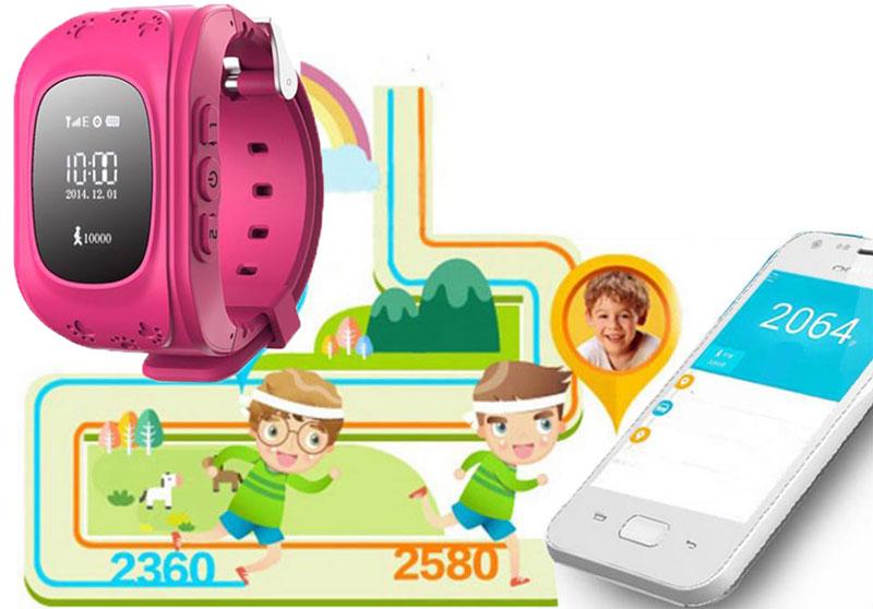 Đồng hồ định vị trẻ em KidPrO1 4