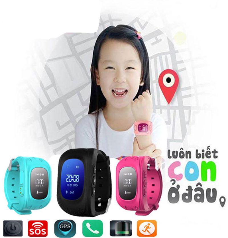 Đồng hồ định vị trẻ em KidPrO1 5