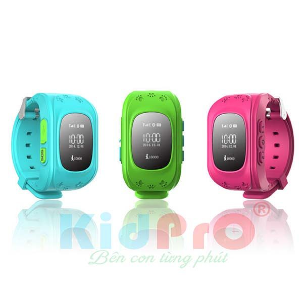 Đồng hồ định vị trẻ em KidPrO 1 nhiều màu