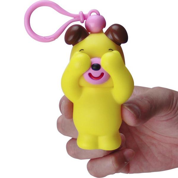 [Peek-A-Boo Dog] Đồ chơi Ú Òa - Con chó ú