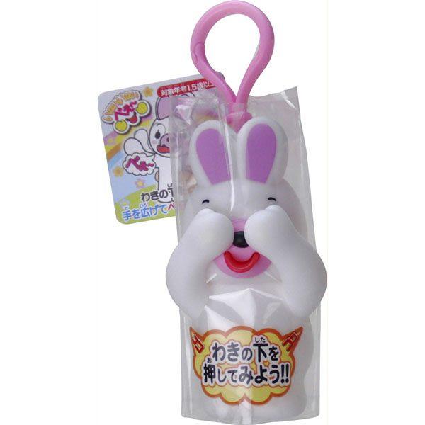 [Peek-A-Boo Rabbit] Đồ chơi Ú Òa - Con thỏ bìa