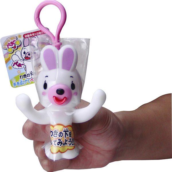 [Peek-A-Boo Rabbit] Đồ chơi Ú Òa - Con thỏ đóng gói