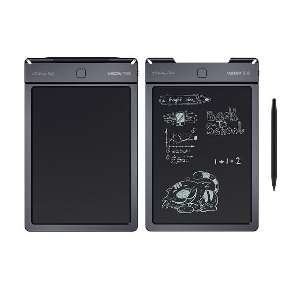 Bảng viết vẽ điện tử tự xóa và lưu dữ liệu vào thiết bị Android, iPhone, iPad TechPro Vson 9inch 2