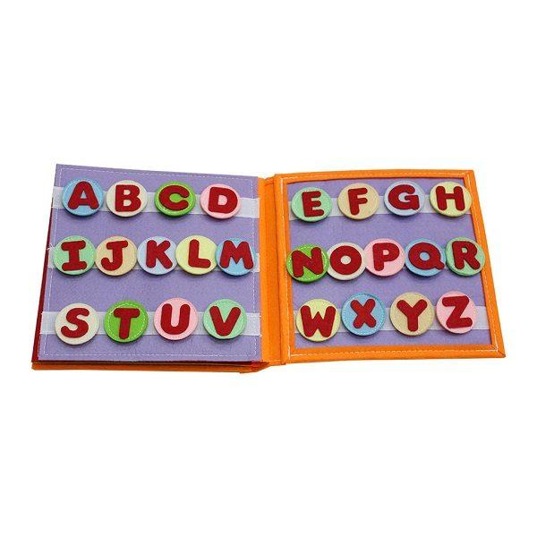 Sách vải Mầm Non Kiến Thức Cơ Bản - Dành cho bé từ 1 - 6 tuổi 4