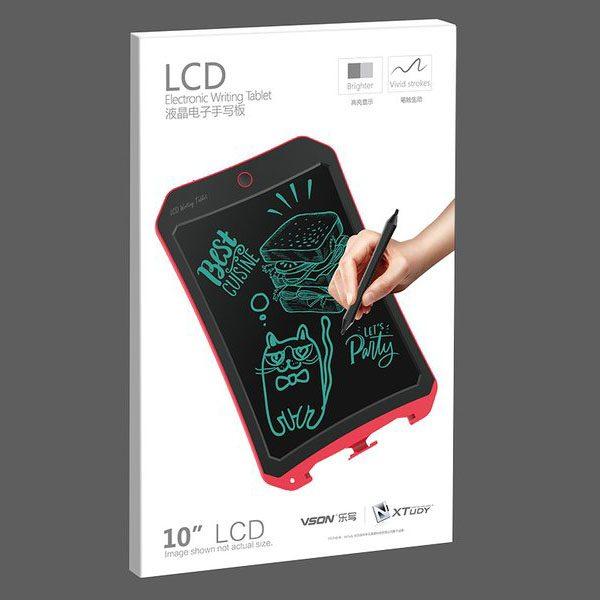 Bảng viết vẽ điện tử tự xóa và lưu dữ liệu vào thiết bị Android, iPhone, iPad TechPro Vson 10inch WP9316 2