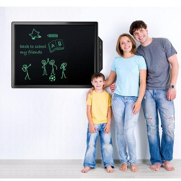 Bảng viết vẽ ghi chú tự xóa thông minh màn hình khủng TechPro Vson 20 inch 3