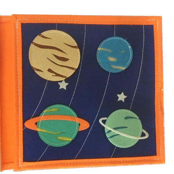 Sách Vải Hệ Mặt Trời 2