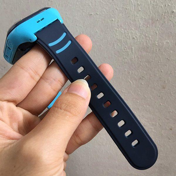 Đồng Hồ Định Vị Trẻ Em GPS, Chống Nước IP67, Hỗ Trợ Camera, Gọi Video Call 4G Kidpro7 Màu Xanh 4