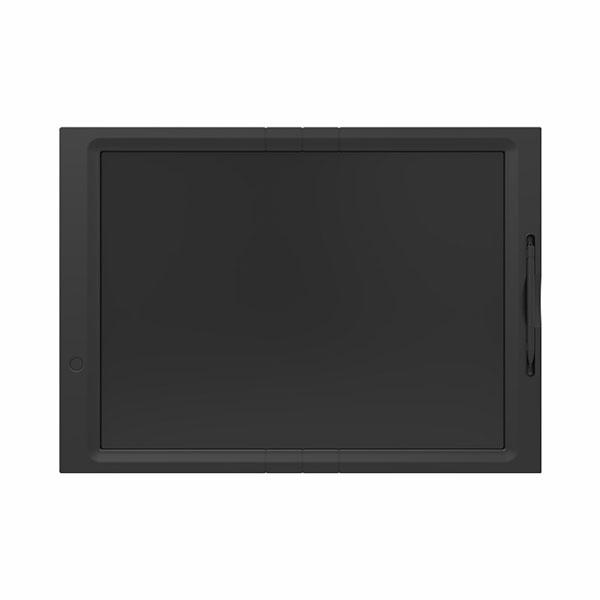 Bảng viết vẽ ghi chú tự xóa thông minh màn hình khủng TechPro 21 inch bìa
