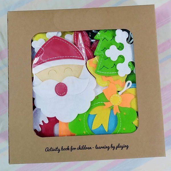 Cây thông Noel Giáng Sinh treo tường Handmade - Christmas tree 1