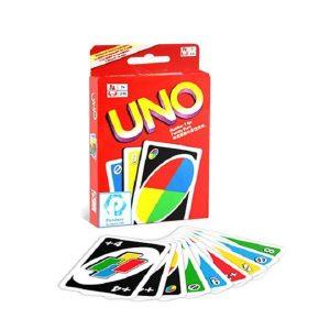 Bài Uno bìa