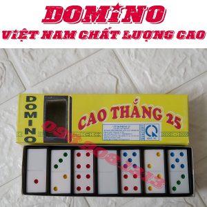 Đồ chơi cờ Domino bằng nhựa Cứng bìa