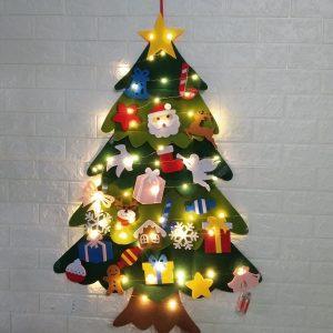 Cây thông Noel Giáng Sinh Đẹp Mẫu CT1 bìa